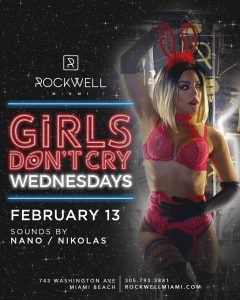 ROCKWELL WEDNESDAYS NANO / NIKOLAS
