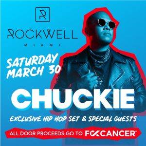 ROCKWELL SATURDAYS CHUCKIE EXCLUSIVE HIP HOP SET @ Rockwell Miami